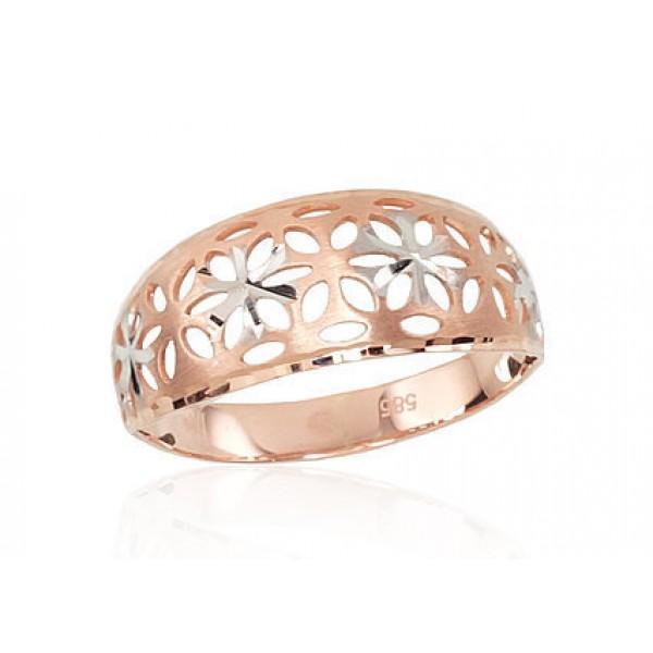 "Zelta gredzens ""Silvija VI"" no 585 proves sarkanā zelta"