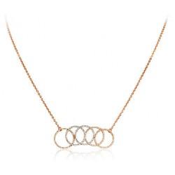 "Zelta kaklarota ""Olimpiāde"" no 585 proves sarkanā zelta"