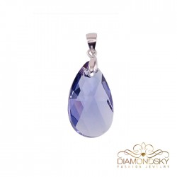 "Kulons ""Baroka (Provence Lavender)"" ar Swarovski™ kristāliem"