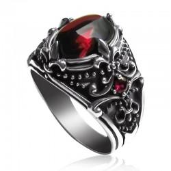 Viriešu sudraba gredzeni