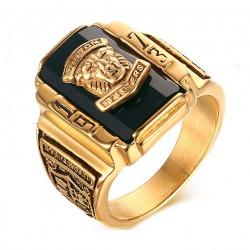 Viriešu zelta gredzeni