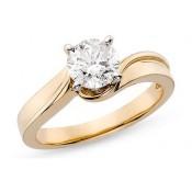 Saderināšanās zelta gredzeni