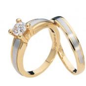 Laulības zelta gredzeni