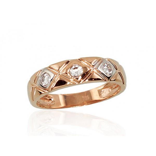 "Zelta gredzens ""Persejs"" no 585 proves sarkanā zelta"