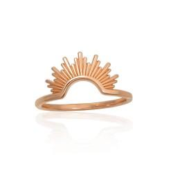 "Zelta gredzens ""Rītausma"" no 585 proves sarkanā zelta"