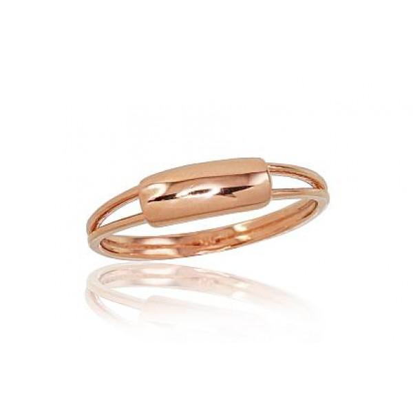 "Zelta gredzens ""Pārdomas"" no 585 proves sarkanā zelta"