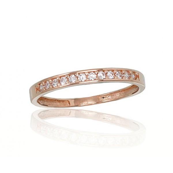 "Zelta gredzens ""Tokija XIV"" no 585 proves sarkanā zelta"
