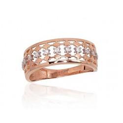 "Zelta gredzens ""Karaliskā žēlastība"" no 585 proves sarkanā zelta"