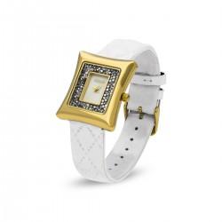 """Sieviešu pulkstenis """"Cadro III"""" ar Swarovski™ kristāliem"""