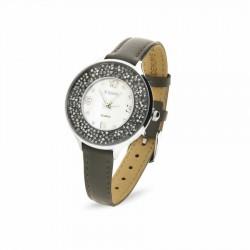 """Sieviešu pulkstenis """"Oriso"""" ar Swarovski™ kristāliem"""