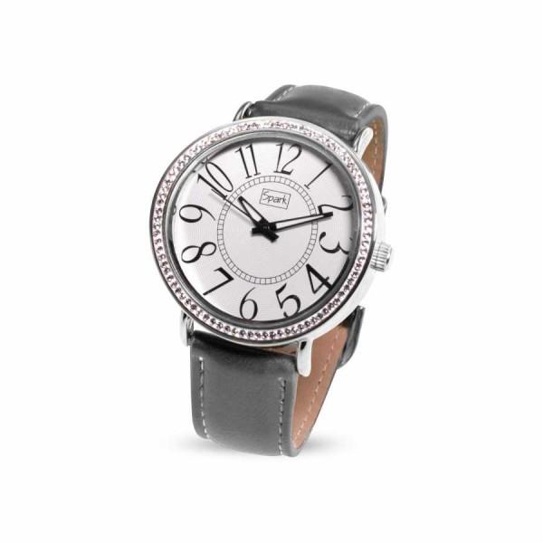 """Rokas pulkstenis """"Vilnis"""" ar Swarovski™ kristāliem"""