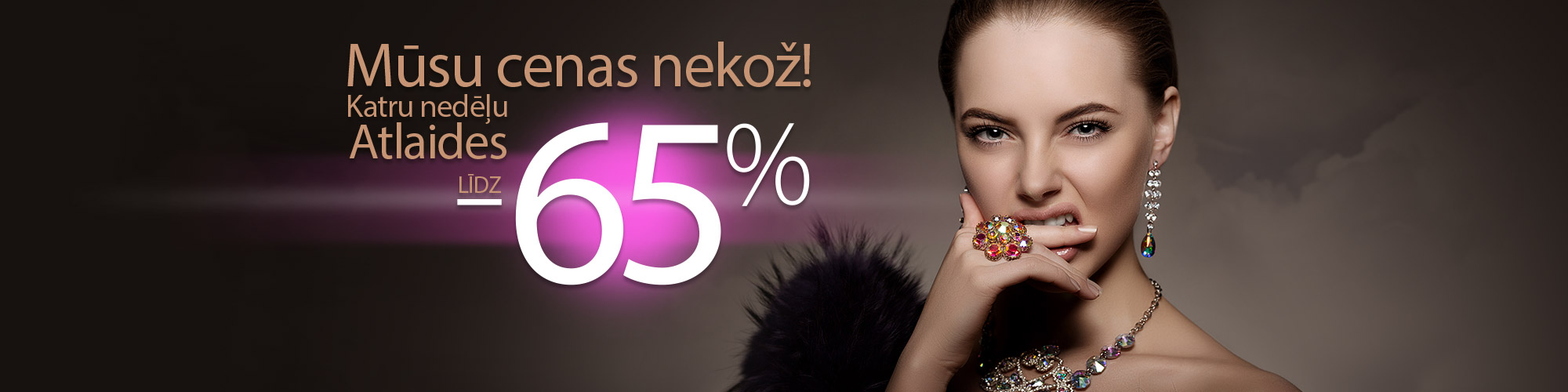 -65% discount