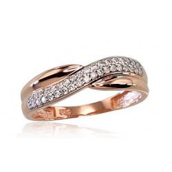 "Zelta gredzens ""Džoanna"" no 585 proves sarkanā zelta"