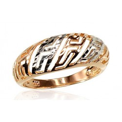 "Zelta gredzens ""Amoroso"" no 585 proves sarkanā zelta"