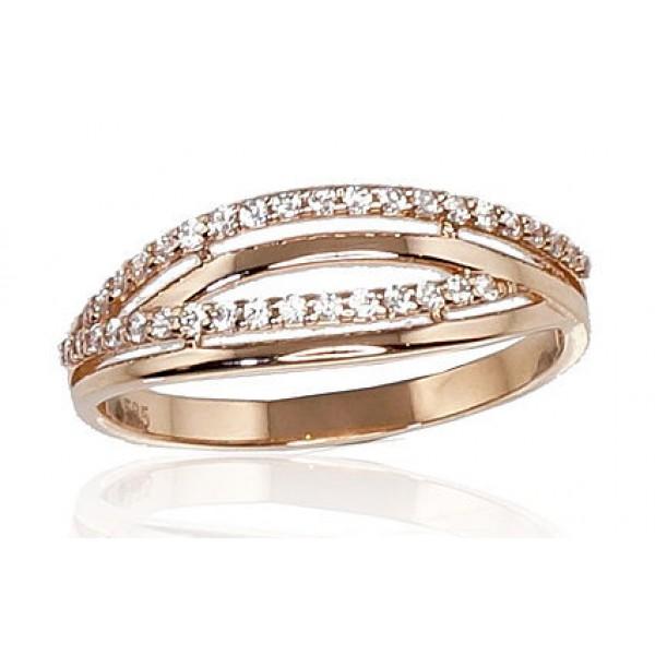 "Zelta gredzens ""Džoanna XIII"" no 585 proves sarkanā zelta"