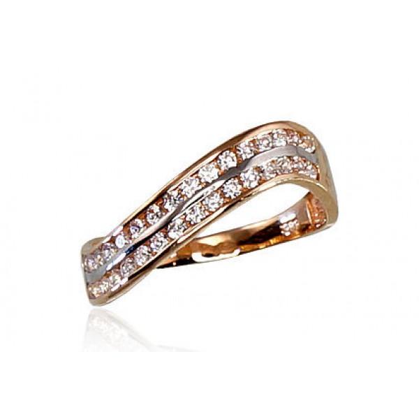 "Zelta gredzens ""Džoanna XII"" no 585 proves sarkanā zelta"