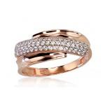 "Zelta gredzens ""Džoanna VIII"" no 585 proves sarkanā zelta"