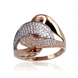"Zelta gredzens ""Aurora"" no 585 proves sarkanā zelta"
