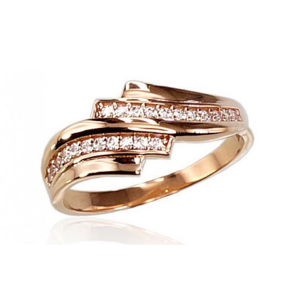 "Zelta gredzens ""Zelta Vilnis VI"" no 585 proves sarkanā zelta"