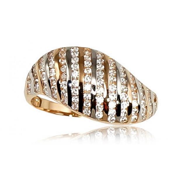 "Zelta gredzens ""Averons"" no 585 proves sarkanā zelta"